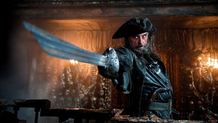 Жестокие факты о легендарном пирате по имени Черная Борода