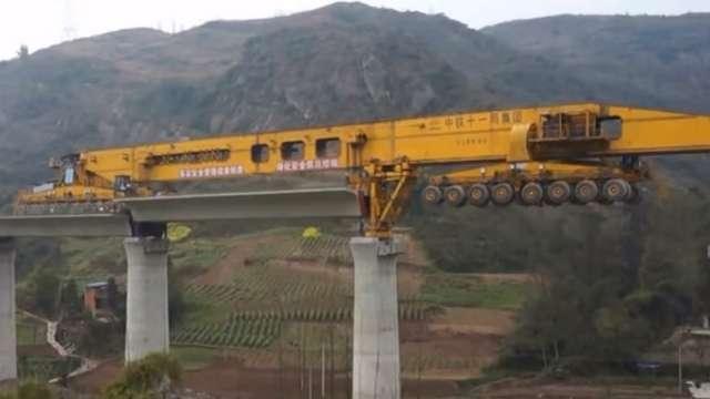 Строительство мостов в Китае