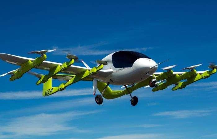 В Новой Зеландии запустят летающее такси