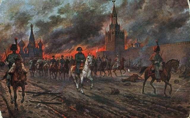 Самые большие пожары в истории