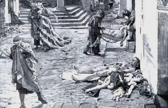 Искусство войны: самые необычные осадные тактики