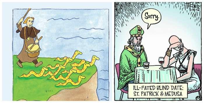 День святого Патрика: любопытные факты