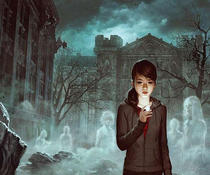 -Кошмар и ужас в школах-, или какие учебные заведения славятся обилием призраков и различных сверхъестественных сил? Часть 1