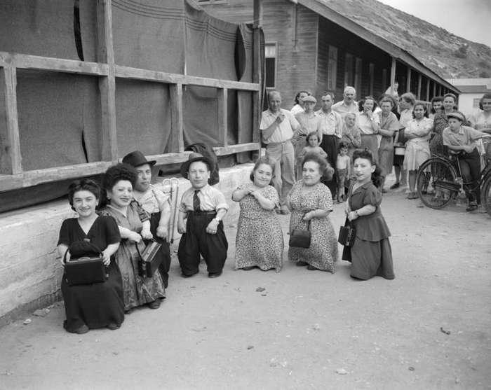 История карликов-евреев, которые пережили эксперименты в Освенциме