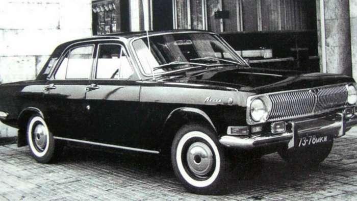 Автопарк секретных служб СССР