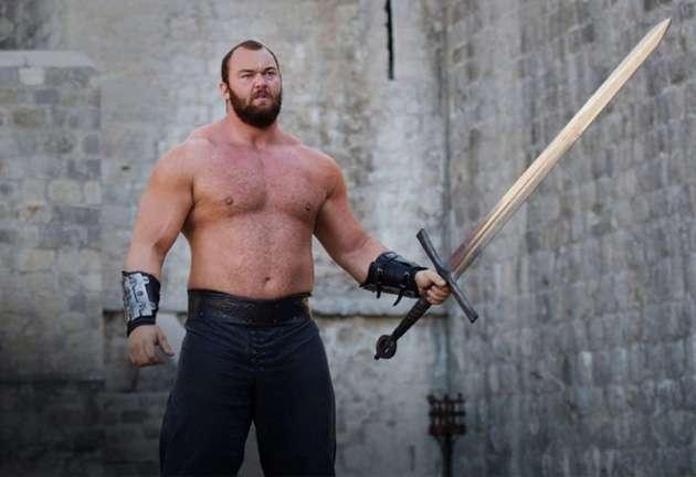 Полезности физической мужской силы