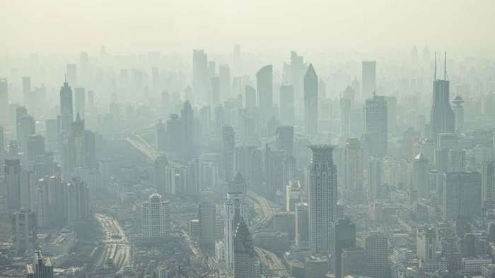 Как Китай борется с загрязненным воздухом