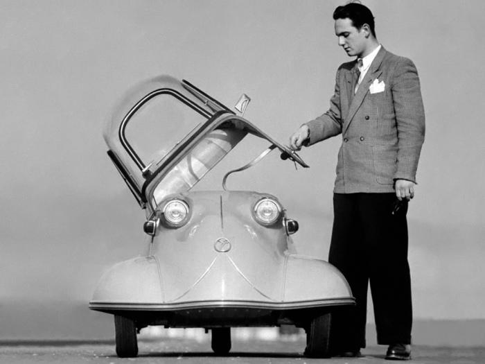 9 откровенно странных автомобилей, которые когда-либо сходили с конвейера
