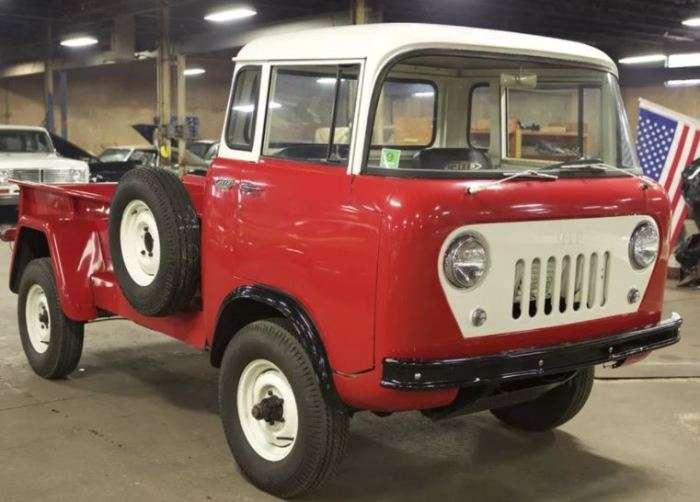 7 малоизвестных автомобилей Jeep, которые большинство людей и не видело