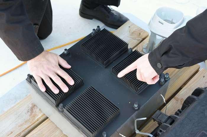 Американцы создали генератор, вырабатывающий электроэнергию из воздуха