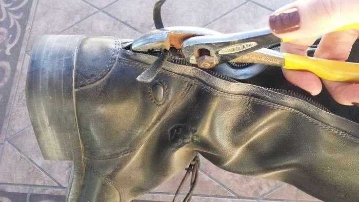 Как починить сломанную -молнию-, чтобы спасти и одежду, и репутацию