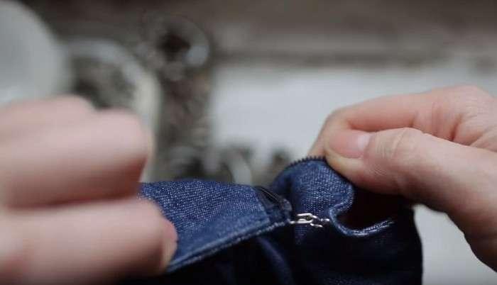 Простой до безобразия способ -ушить- юбку или брюки за две минуты и без швейной машинки