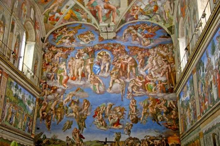 Сикстинская капелла: 6 фактов о венце творения Микеланджело, который он ненавидел всей душой