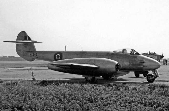 От -Мессера- до -МиГ-: 6 первых реактивных самолетов, которые опередили свое время