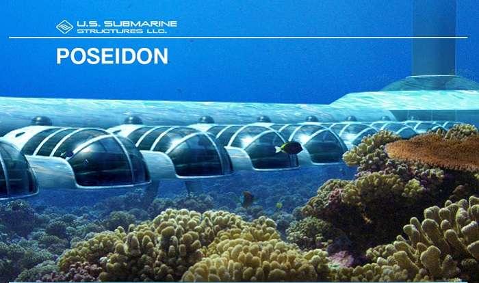 Poseidon - отель, за отдых в котором придётся выложить баснословную сумму, но туристам не жалко