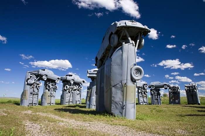 20 необычных, но при этом жизненных памятников, ставших местной достопримечательностью
