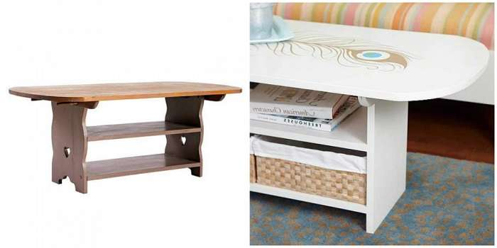20 полезных и интересных идей, как дать вторую жизнь старой мебели