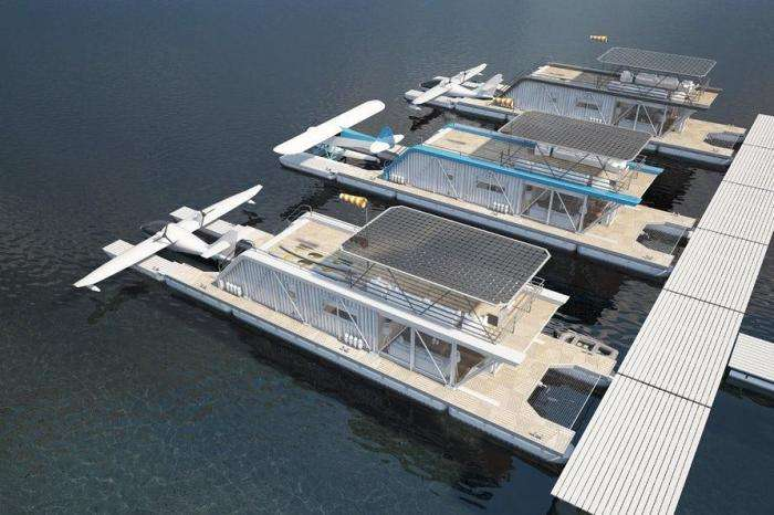 Роскошный плавающий дом-яхта, который может двигаться по суше