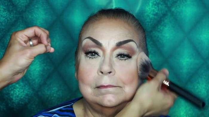 10 просчетов в макияже, которых нужно остерегаться женщинам -за 40-