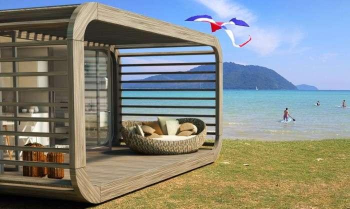Модульный дом, в котором комфортно жить и в морозы, и в жару