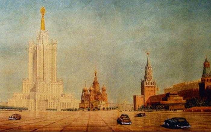 Сталинские высотки: легендарные московские небоскрёбы и малоизвестные факты о них