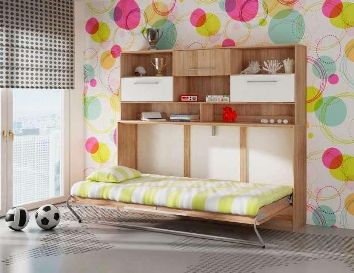 Как использовать мебель-трансформер в интерьере, когда в распоряжении несколько квадратных метров