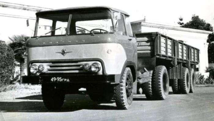 Что такое -Колхида-, и почему про нее знает каждый советский водитель грузовика