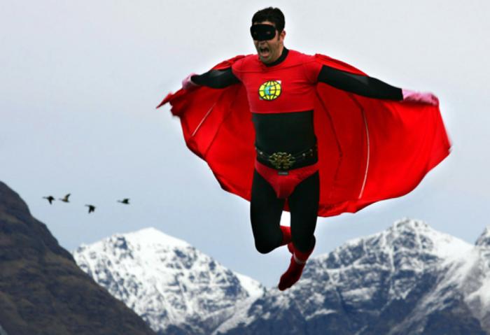 10 чудных попыток человека взлететь, которые закончились сомнительным успехом