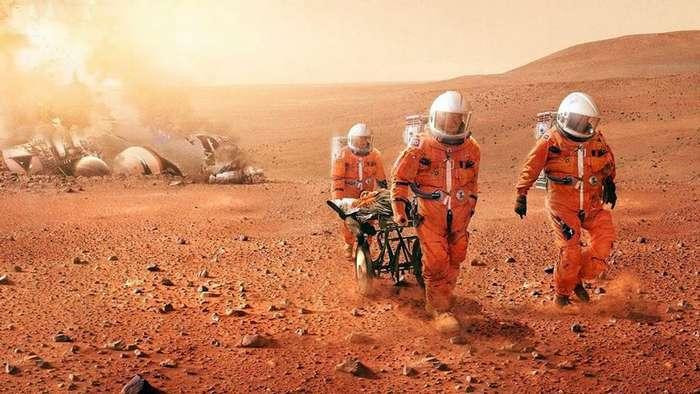 Экспедиция на Марс. Уймитесь уже. Размышления вслух