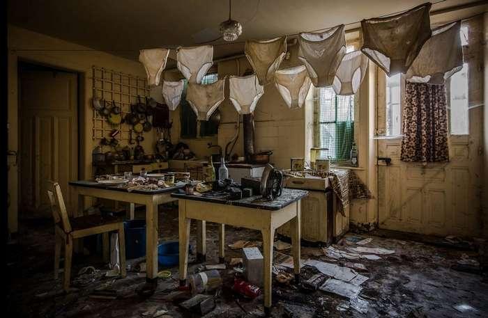Интересная история : Девка сохла