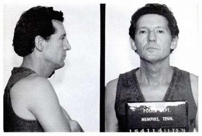 Знаменитости-правонарушители: фото из полиции
