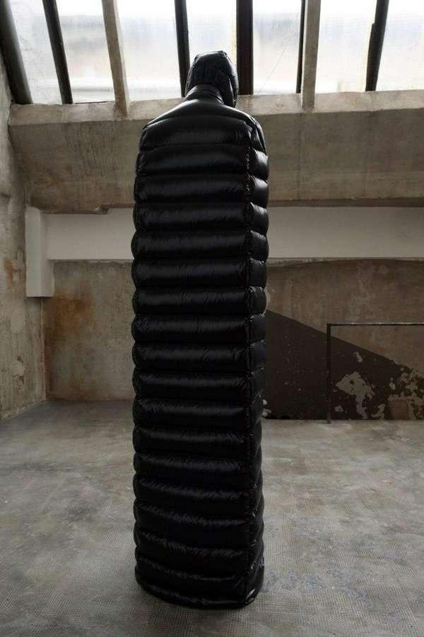 Нетрадиционный взгляд на пуховик от Пьерпаоло Пиччоли