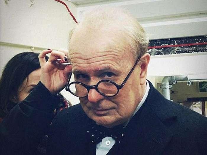 На что пошел Гэри Олдмен ради роли Уинстона Черчилля