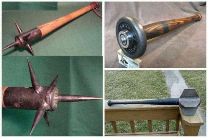 Оружие из подручных средств для воинов постапокалипсиса