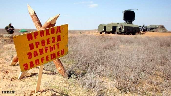 Астраханское солнце. Армейская история