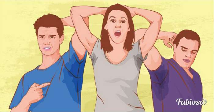 6 способов избавиться от сильной потливости