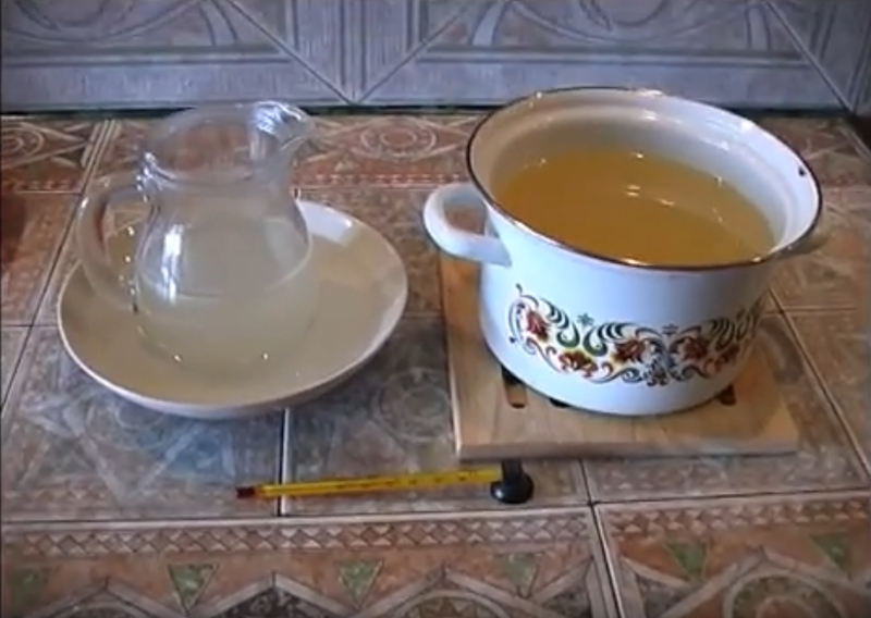 Как сделать мыло на кухне-19 фото-