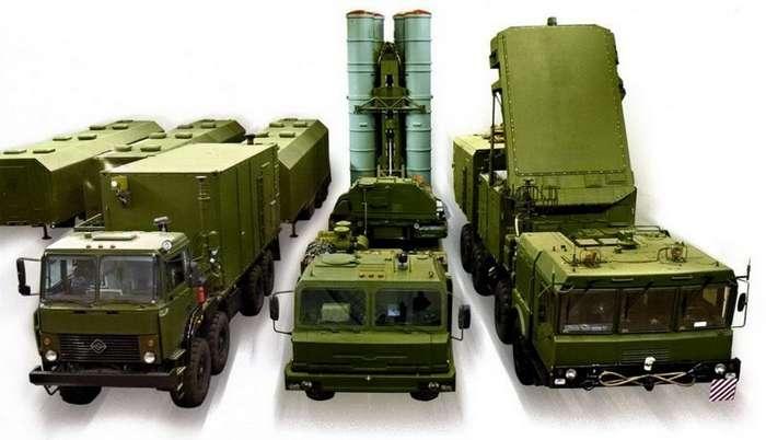 Озвучены характеристики системы ПВО С-500 -Прометей--2 фото + 1 видео-