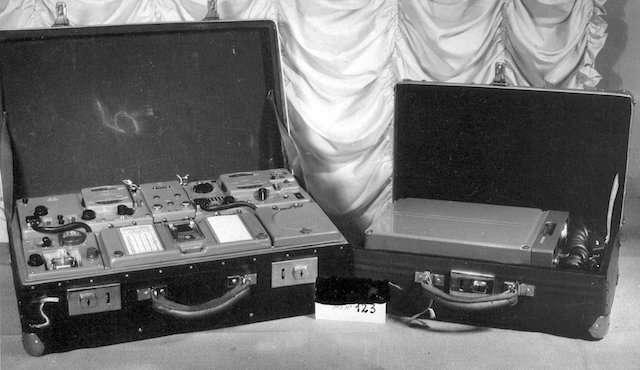 Советские радиостанции эпохи холодной войны-40 фото-