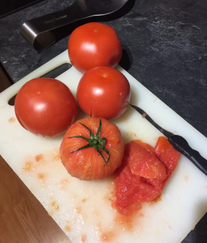 Фрукты, овощи и ягоды без кожуры: красиво или безобразно?-17 фото-