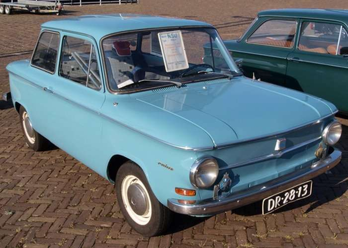Иномарки-копии отечественных автомобилей