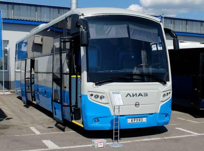 Междугородные автобусы фото 2017
