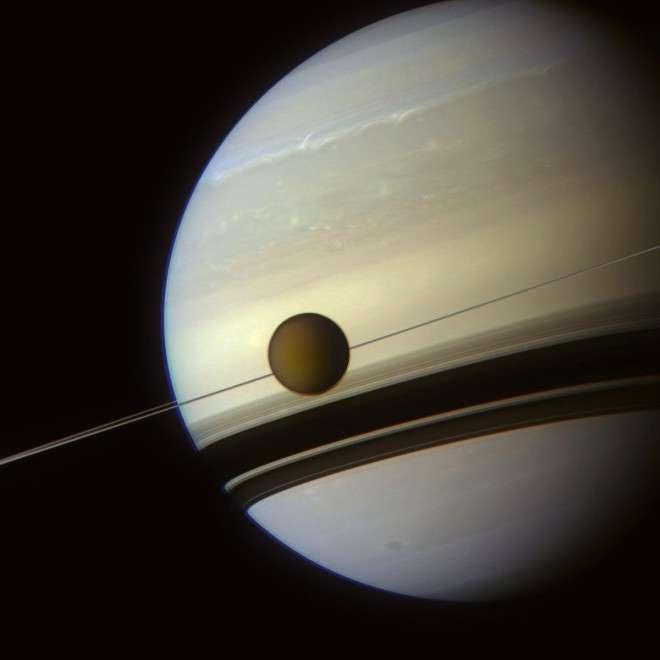 На Титане есть жизнь