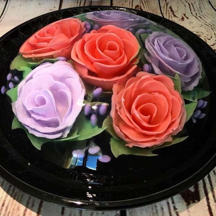Желейные 3D-торты &8211; новый тренд в кулинарии
