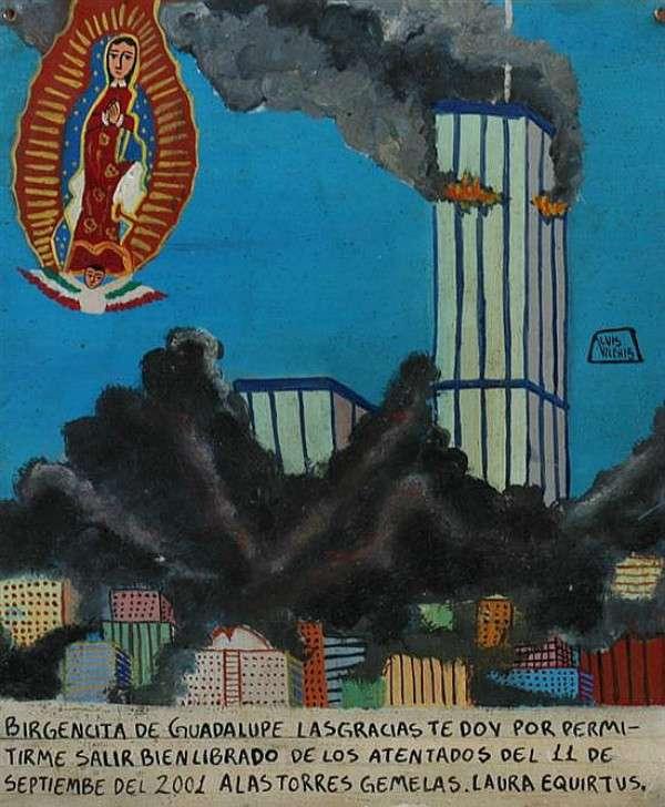 Мексиканские религиозные картины