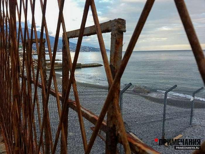 Крым за решеткой