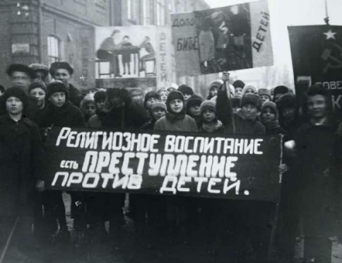 Как большевистский режим боролся с праздником Пасхи
