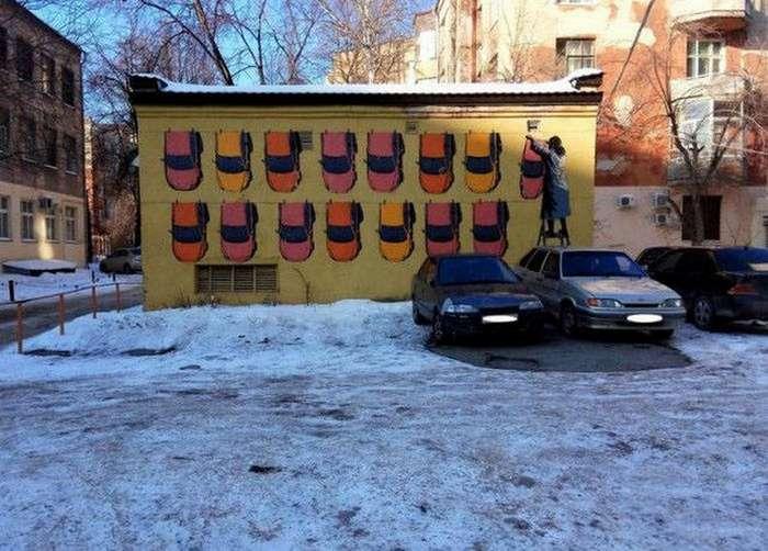 Смешные и очень странные фото с наших родных просторов (42 фото)