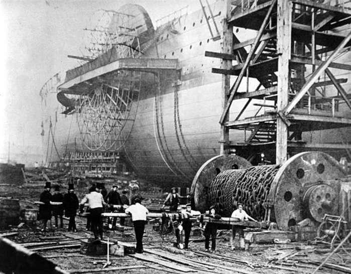 Самый большой и самый неудачный корабль 19-го века