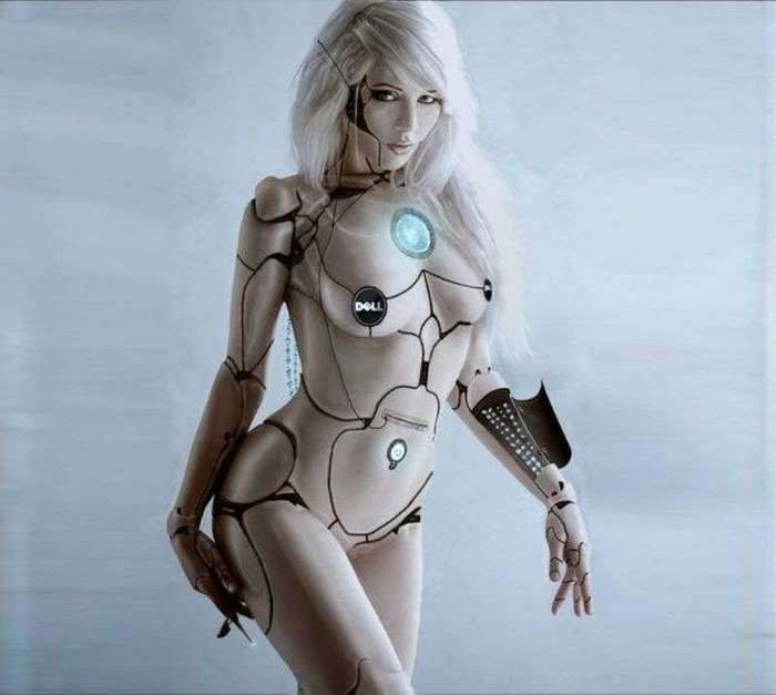 Почему роботы для секса будут востребованы